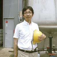 環境テクシス「高橋氏」
