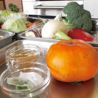 季節誌しずく,地産池消料理教室