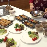 季節誌しずく,豊橋市地産池消料理教室