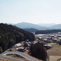 長篠設楽原PA「季節誌しずく」