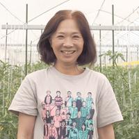 アイスタイルデザイン「季節誌しずく」新城 野菜のちからtomoさん農園